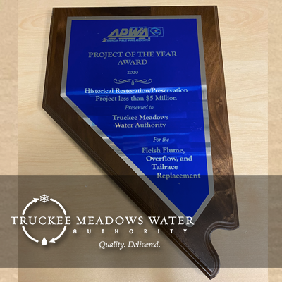 AWPA Project of the Year Award