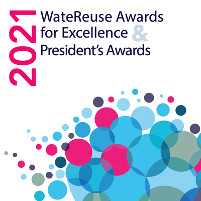 Water Reuse Awards For Excellence 2021