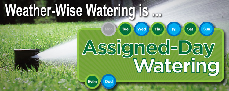 Weather-Wise Watering!